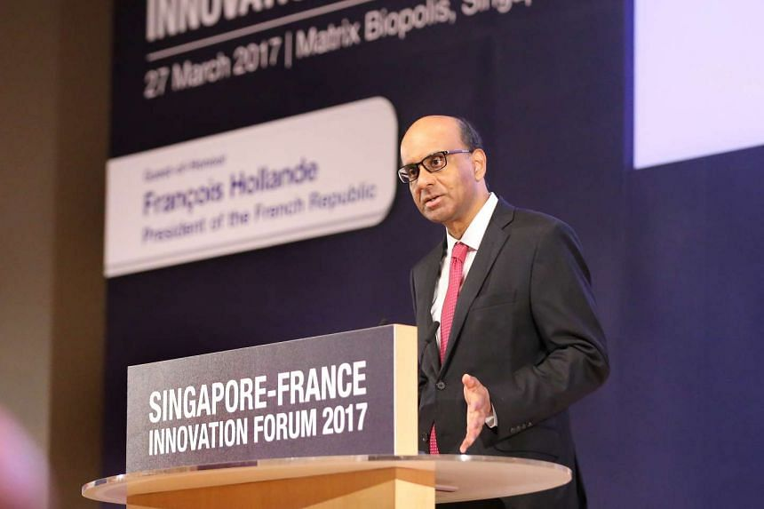 Deputy Prime Minister Tharman Shanmugaratnam has been appointed chairman of a newly convened international group of top economists and leaders, which has been tasked to review issues related to global financial governance.