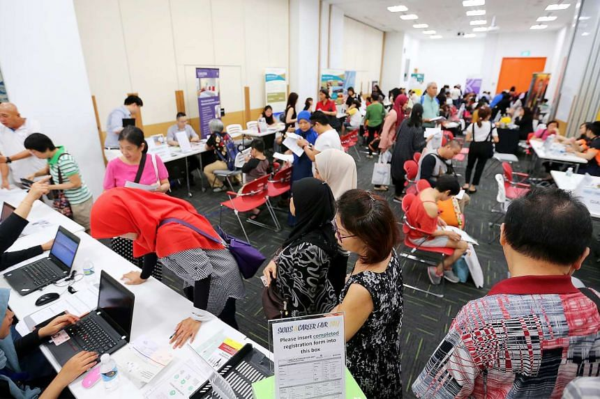 One-fifth of the jobs offered were for professionals, managers, executives and technicians (PMETs).