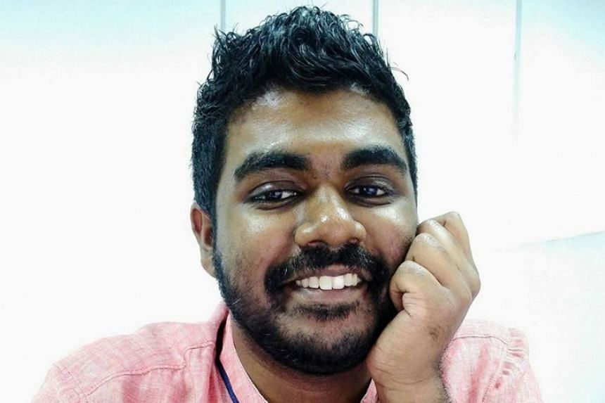 Yameen Rasheed's blog, The Daily Panic, was known for poking fun at Maldives' politicians.