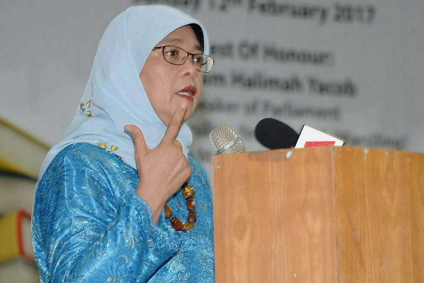 Madam Halimah will be in Mexico from Sunday (April 23) to Friday (April 28).