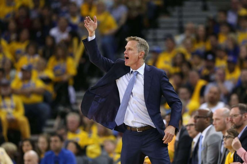 Golden State Warriors coach Steve Kerr is experiencing symptoms from complications following two back operations two years ago.