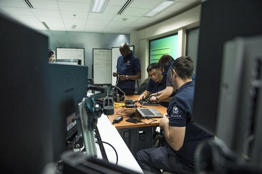 The operation brought together investigators from Indonesia, Malaysia, Myanmar, Philippines, Singapore, Thailand and Vietnam to share information on specific cybercrime situations in each country.