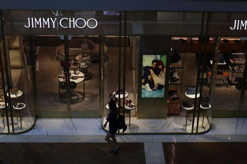 Luxury shoe brand Jimmy Choo is currently reviewing its stategic options to maximise shareholder value.