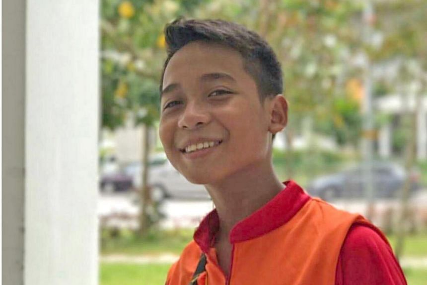 Muhammad Hambali Sumathi, a Secondary 1 schoolboy at Geylang Methodist Secondary School, died after being struck by a goalpost during a physical education class on April 24.