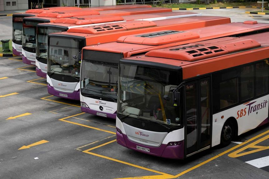 Eleven SBS Transit bus services will be skipping stops in the town area for Car-Free Sunday on April 30, 2017.