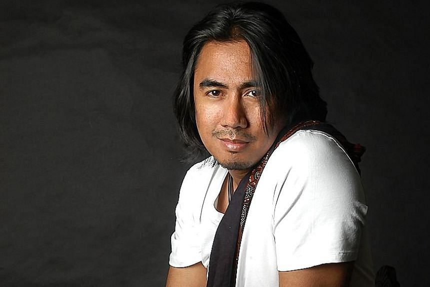 Artists performing on Saturday include Art Fazil (above) and Ling Kai.