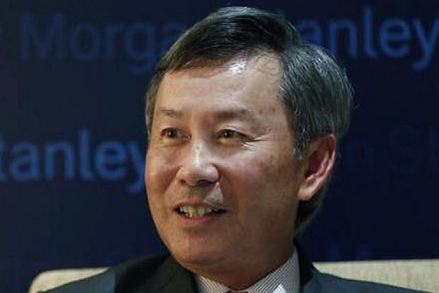 MR RONALD ONG, Morgan Stanley chairman and CEO for South-east Asia.