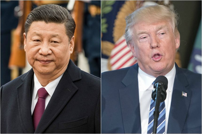 Chinese President Xi Jinping and US President Donald Trump discussed North Korea issue in a telephone call, state news agency Xinhua said on Monday, April 24, 2017.