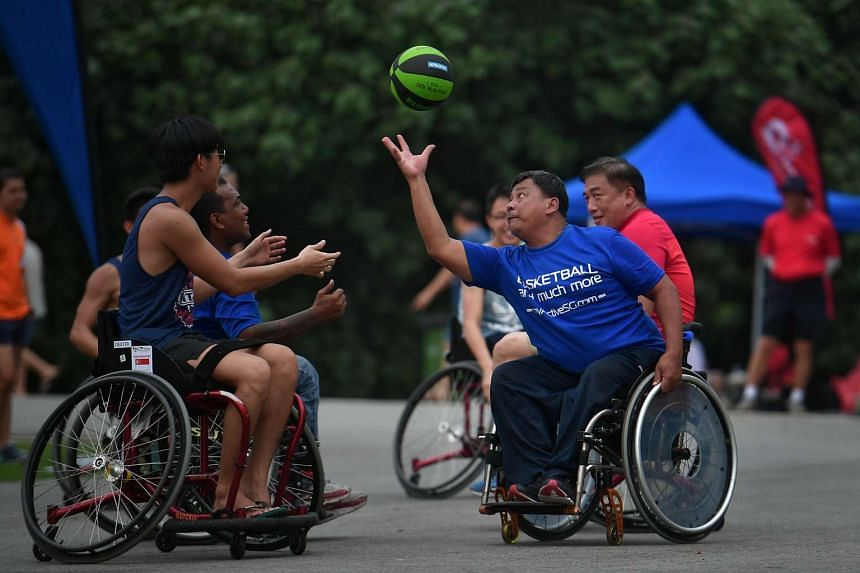 The Ministry of Social and Family Development (MSF) told The Straits Times that it is working with the Department of Statistics to find out the number of persons with disabilities and the type of disabilities they have, for the first time in the next