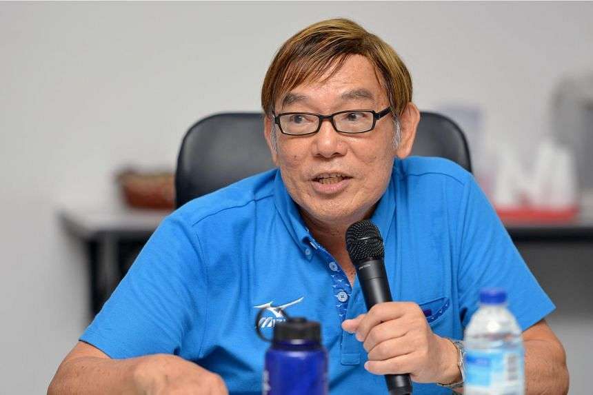 SA president Ho Mun Cheong was elected to the post in June 2016.