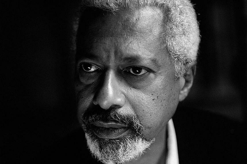 Author Abdulrazak Gurnah's ninth novel, Gravel Heart, is based on the African immigrant experience.