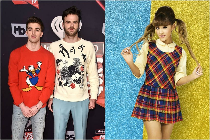 The Chainsmokers and Ariana Grande are set to make their Singapore debut at the upcoming 2017 Formula 1 Singapore Airlines Singapore Grand Prix.
