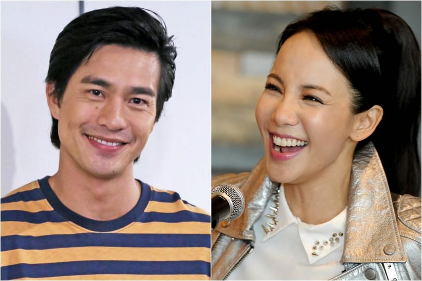 Singaporean actors Pierre Png (left), Fiona Xie (right) and Tan Kheng Hua are part of the cast, though no details are available on their roles.