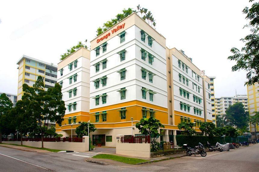 SPH has acquired Orange Valley Healthcare, which runs nursing homes in Changi, Clementi (pictured), Marsiling, Simei and Sims Avenue.