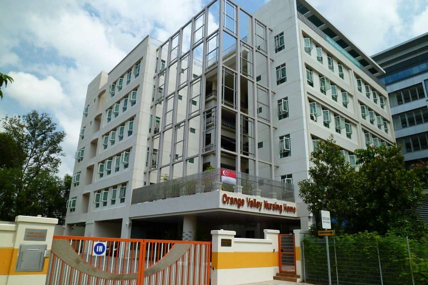 SPH has acquired Orange Valley Healthcare, which runs nursing homes in Changi, Clementi, Marsiling, Simei (pictured) and Sims Avenue.