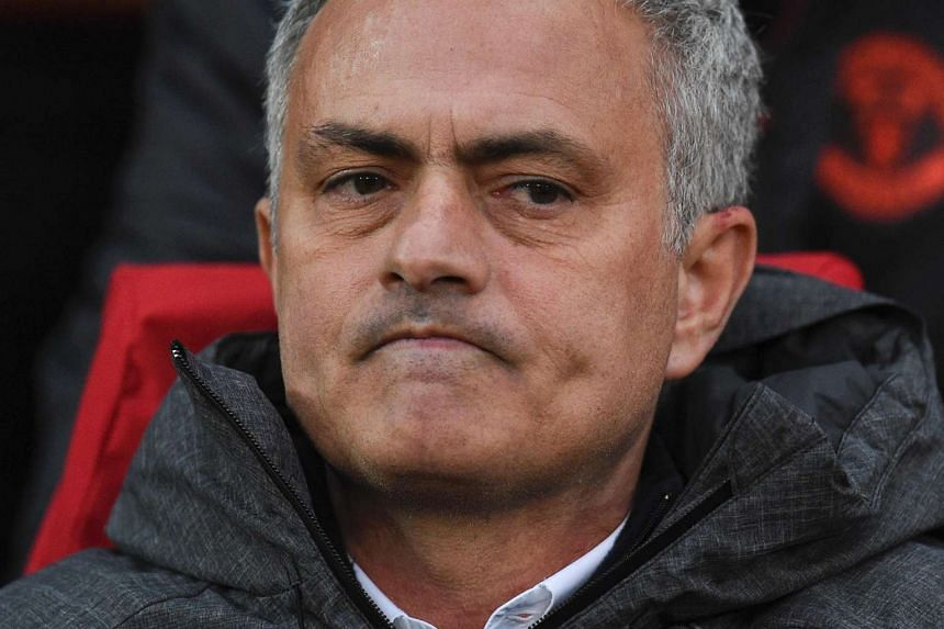 Mourinho (above) has turned his guns on a number of players in his first season at Old Trafford.