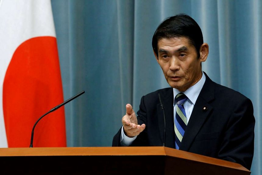 """Imamura (abovem in a file photo) told a party gathering it was """"a good thing"""" that the 2011 disaster occurred in north-east Japan."""