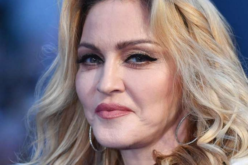 Madonna (above, in a 2016 file photo), moved to New York in 1978 from her native Michigan.