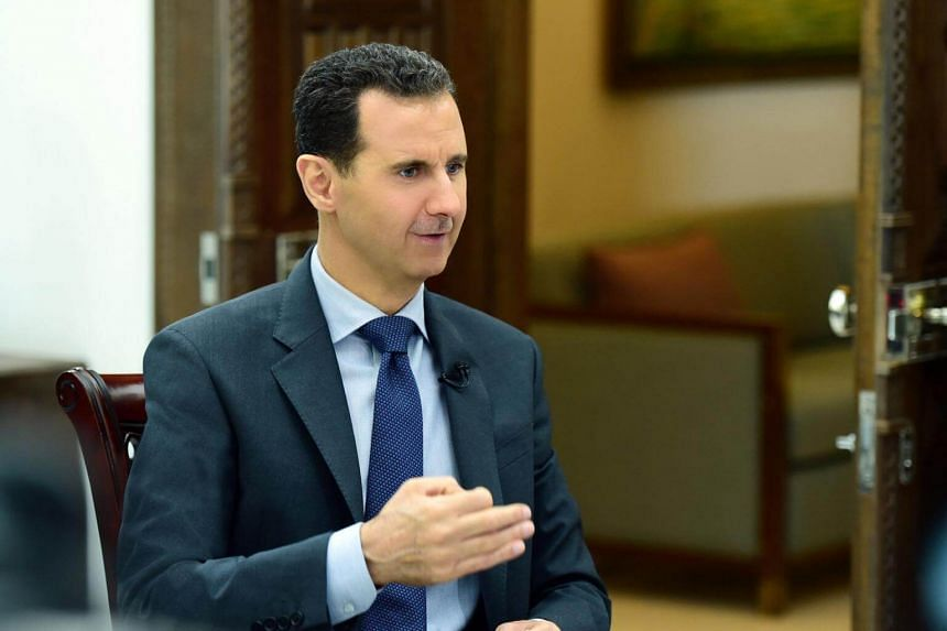 Syria's President Bashar al-Assad had previously claimed that the attack was fabricated.