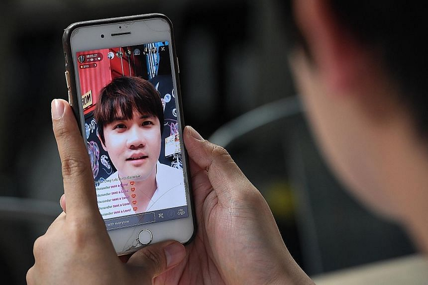 Millennials are taken by live-streaming because they want raw, unfiltered content, says BeLive CEO Kenneth Tan.