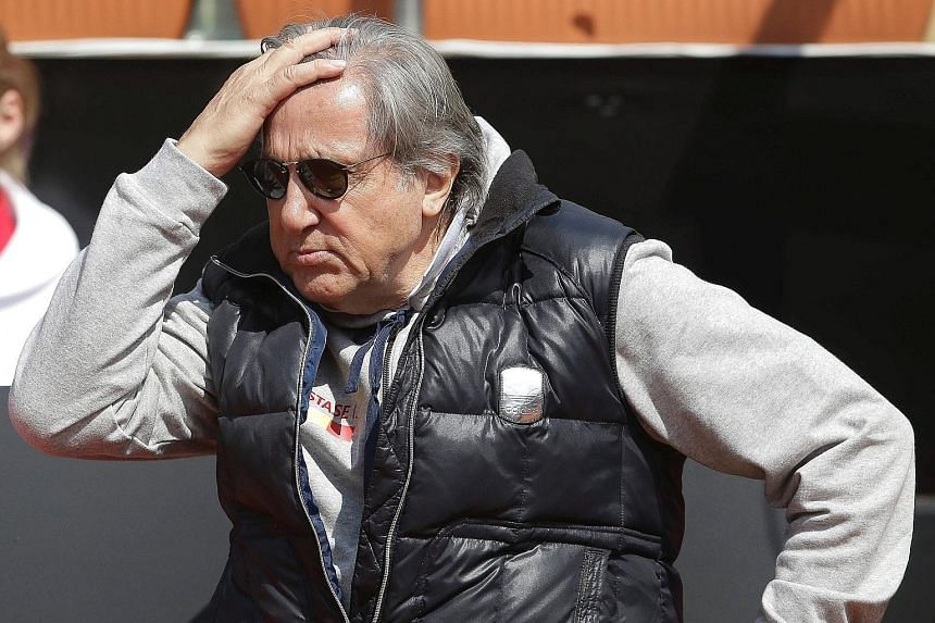 Romania's Fed Cup captain Ilie Nastase has been roundly lambasted for his behaviour during a Fed Cup tie with Britain. The Romanian has reportedly managed to bring a player to tears, proposition a pregnant woman, and racially abuse Serena Williams' u