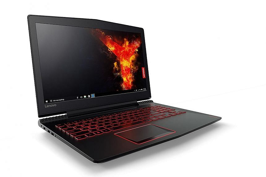 Lenovo's Legion Y520 is priced competitively for a budget gaming laptop from a major PC maker.