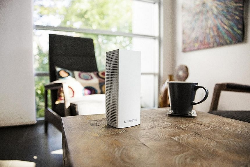 Multiple Velop units can be linked up to relay data and the improved Wi-Fi coverage is especially useful for those with larger or multi-storey homes.