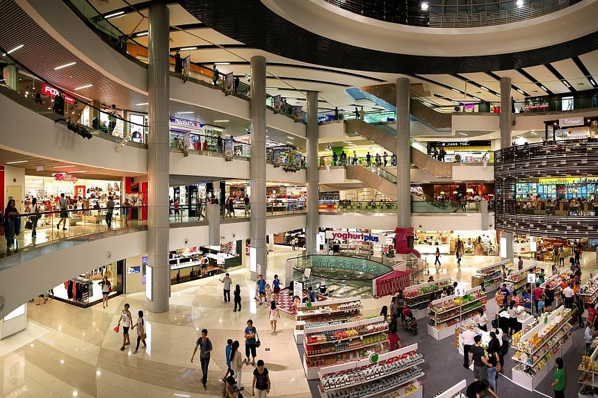 Causeway Point contributed more than 50 per cent to Frasers Centrepoint Trust's net property income in the second quarter.