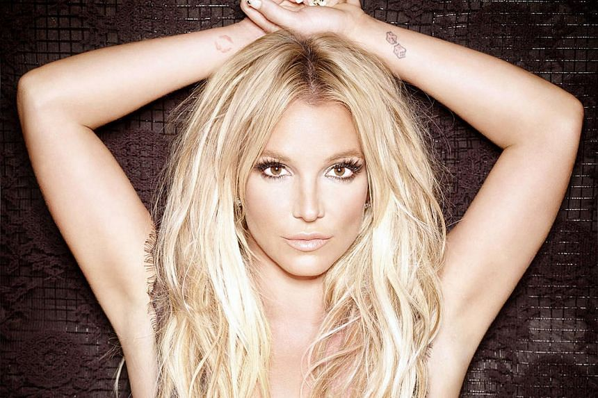 Britney Spears will be performing in Singapore on June 30.