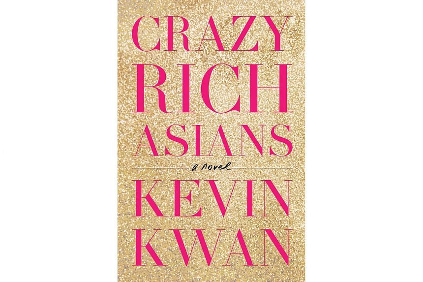 Crazy Rich Asians by Kevin Kwan.