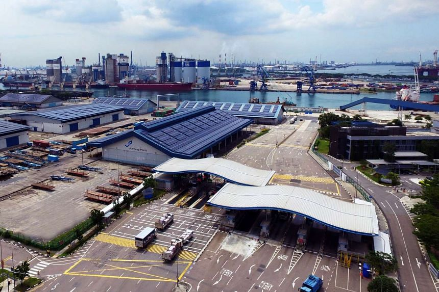 Jurong Port is a multi-purpose port that handles general, bulk and containerised cargo, and the new tank terminal will add to its operational capabilities.