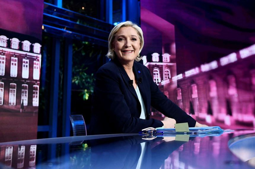 """Marine Le Pen's statement on Monday (April 24) denouncing """"the old and completely rotten Republican Front"""" sums up her challenge in the May 7 run-off."""