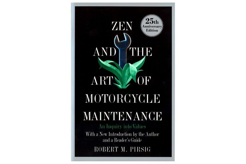 Robert M. Pirsig's Zen And The Art Of Motorcycle Maintenance was published in 1974 to critical acclaim.