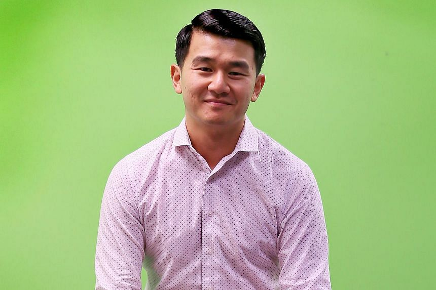 The large ensemble also includes Ronny Chieng, a Malaysian-born comedian.