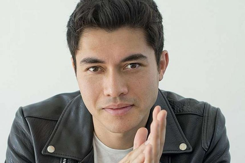 Singapore-based host-presenter Henry Golding will play the wealthy eligible bachelor Nick Young.