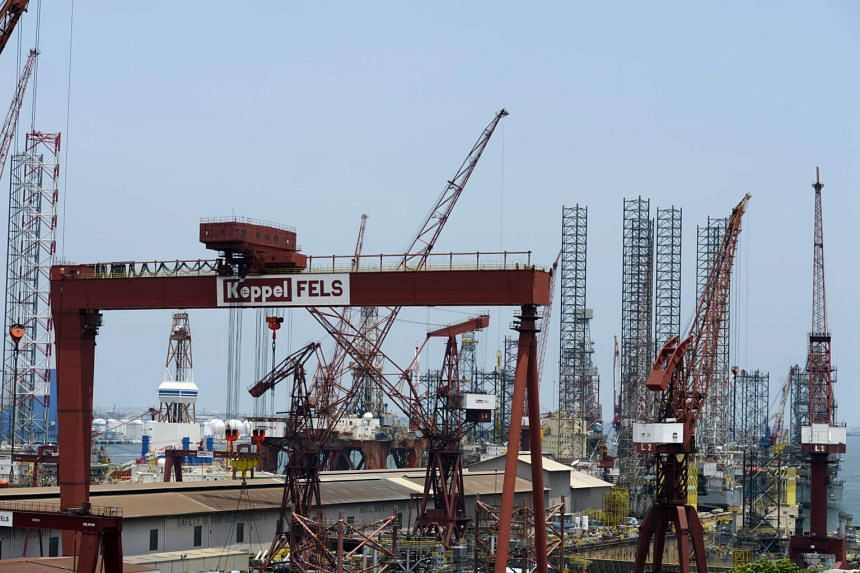 Keppel's work on the wellhead platform comprises hull and mooring engineering, topsides basic engineering as well as construction management support services.