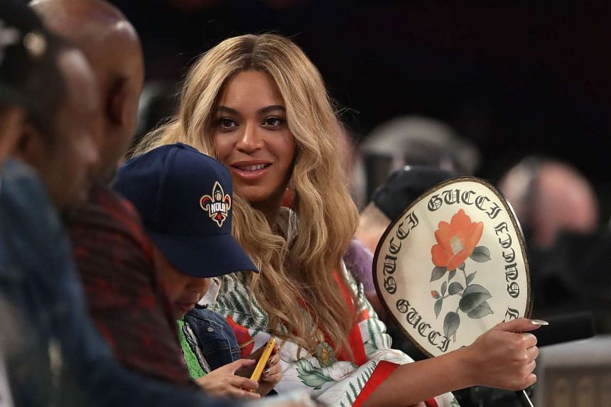 Beyonce is marking the anniversary of her Lemonade album with one scholarship each to four American schools.