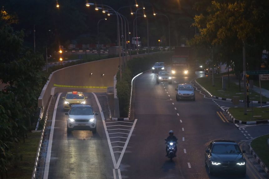 A new 1.4km road tunnel connecting Sentosa to the mainland was opened on April 27, 2017.
