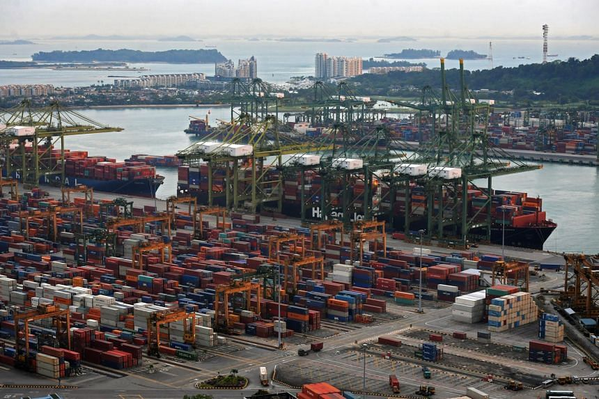 The report noted that Singapore topped the shipping and ports and logistics categories due to its strategic location, its position as an important centre for commercial management, and for having the world's second largest port. It also said most e