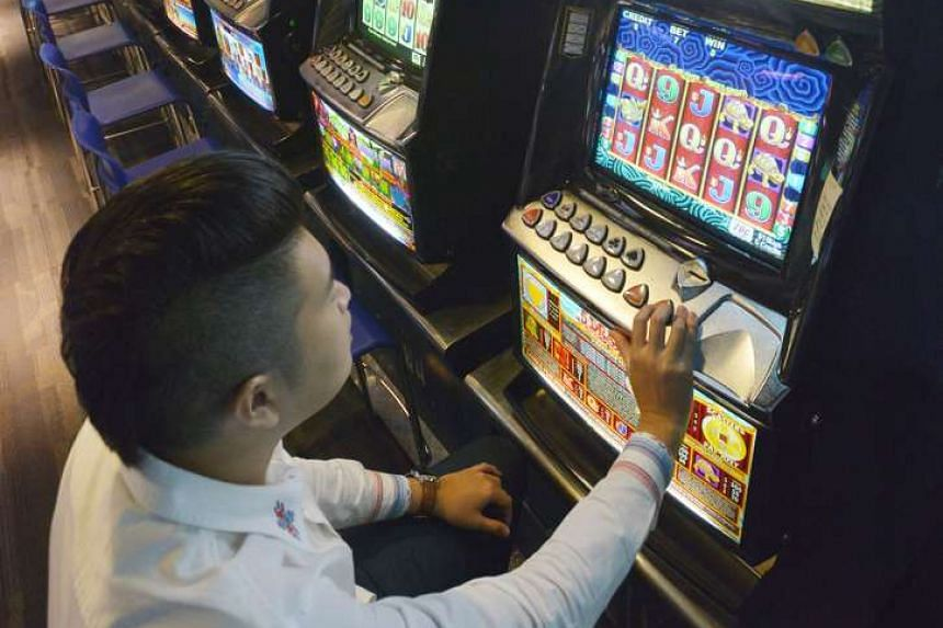 Only 24 out of about 90 clubs with jackpot rooms participate in the National Council on Problem Gambling's self-exclusion scheme. And memberships to clubs can be obtained on the spot for as low as $5.