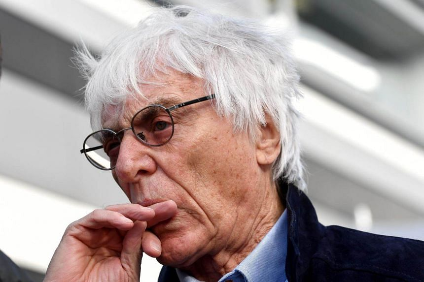 Earlier this month, 86-year-old British businessman Ecclestone gave an interview in which he admitted to over-charging.