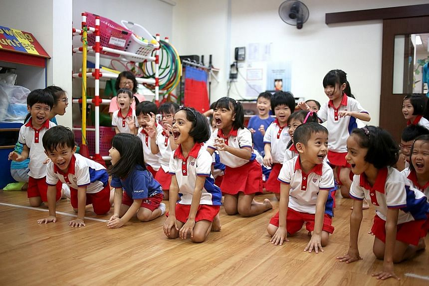 National University of Singapore professor Jean Yeung's study, which involves surveying 5,000 families next year and in 2020, will look at how factors such as early childcare, pre-school attendance, the use of technology and family stress can shape c