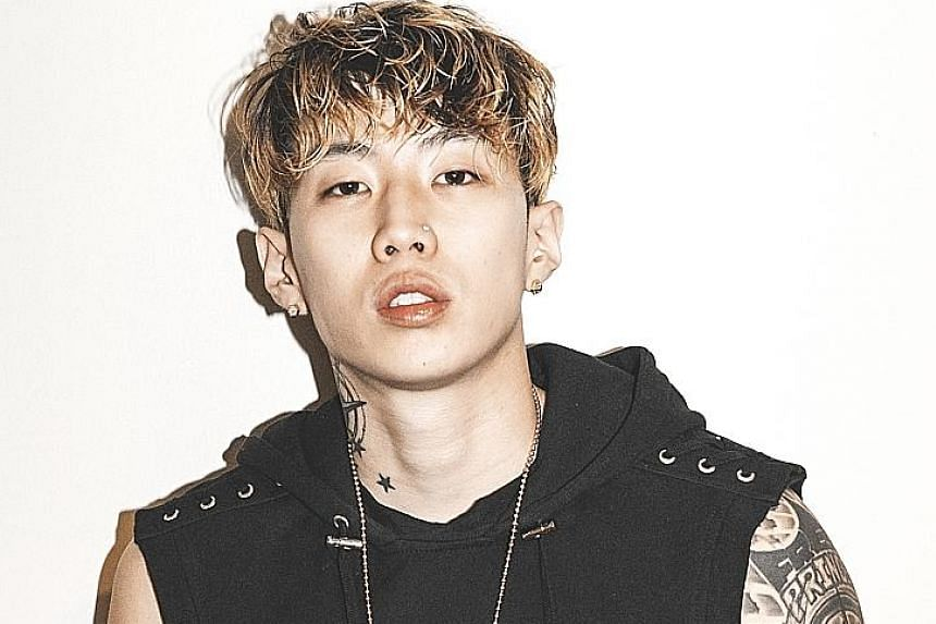Korean- American rapper Jay Park started his own music label in 2013.