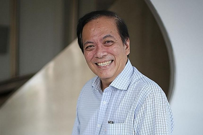 Punggol East MP Charles Chong discovered he had non-alcoholic steatohepatitis, an inflammation of the liver, three years ago and was given two months of medical leave after an operation.