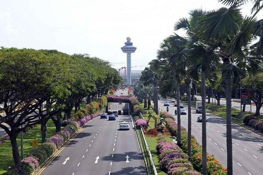 Last year, Changi Airport handled a record 58.7 million passengers.