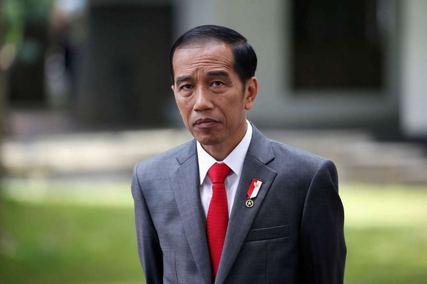 Caps: Indonesian President Joko Widodo is expected to try and fortify maritime security cooperation with the Philippines during his state visit to the country today.