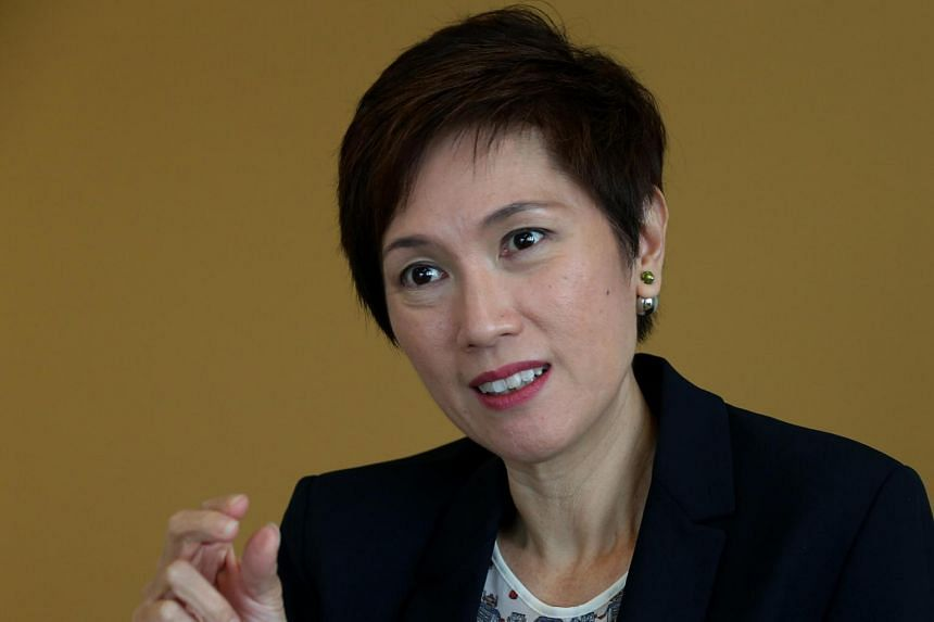 Senior Minister of State Josephine Teo will be promoted to full minister on May 1, 2017.
