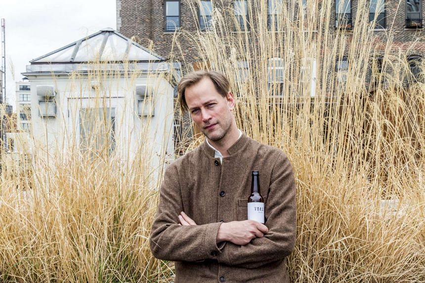 Mr Tristram Stuart, who has been battling food waste for 15 years, discovered a way to turn bread into craft ale.