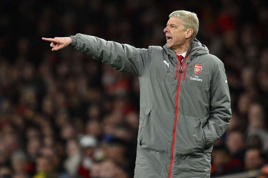 Arsene Wenger said Arsenal know what they must do to qualify for the Champions League.