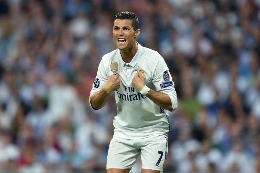 Ronaldo (above) is the all-time leading scorer in Europe's top leagues with 367 goals.